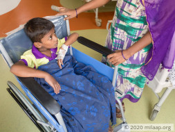 Help Nitish Recover From Diarrhoea with Lymphangiectasia