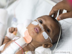 Help Baby of Mamatha Fight Congenital Heart Disease