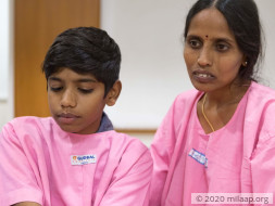 Madhavi needs a liver transplant surgery and needs your support