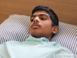 Help Kevin John Fight Bone Tumour