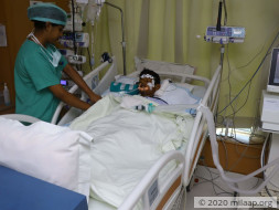 Help Ritwik Fight Chronic Liver Disease