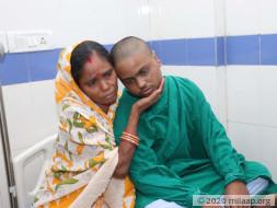Help Rashmi Recover From Acute Myeloid Leukemia