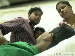 Help Suraj Recover From Dorsal Kyphosis