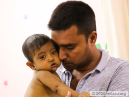 Only treatment that can save Tachina is a Liver Transplant surgery