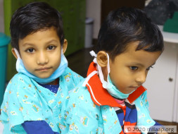 Help Suswati and Arijit Fight Thalassemia Major
