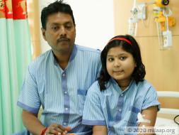 Help Vaishnavi Fight Acute Lymphoblastic Leukemia