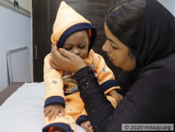 Help Affan Undergo A Cardiac Surgery