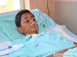 Help Yashas Fight Gullian Barre Syndrome
