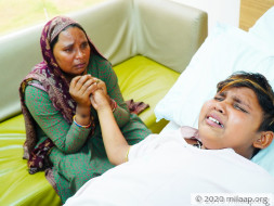 His Own Father Refused To Save Him From Cancer