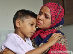Help Danish Raza Fight Thalassemia Major