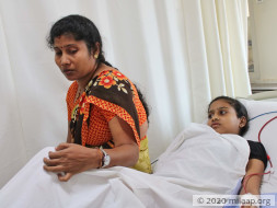Help Shrishti Fight Hyperoxaluria