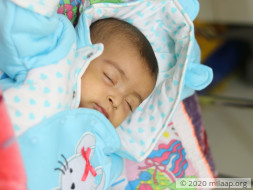 Help Mayra Recover From Leukocyte Adhesions Deficiency