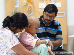 Rudra das Neuroblastoma and need your support too live