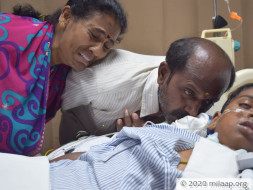 Help Revanth Recover From Polyneuritis