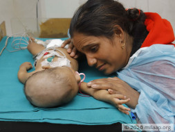 Help Raghav Fight Congenital Heart Disease