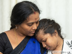 11-year-old Akshaya needs urgent treatment to survive