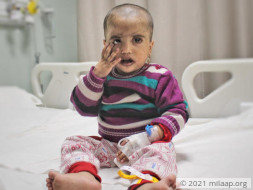 2-Year-Old Who Itches Till He Bleeds Needs A Transplant Urgently