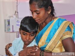 Jayanta needs your help to undergo his treatment