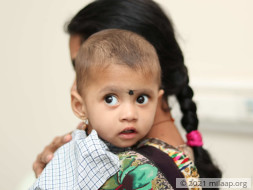 Her Parents' Poverty May Not Let This Baby Girl Get A Healthy Liver