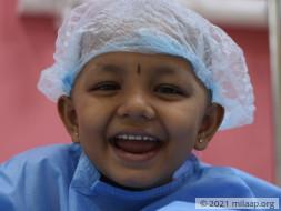 Help Rakshana Fight Recurrent Germ Cell Tumor