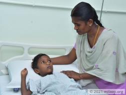 Help Sai Sharin Fight Congenital Heart Disease