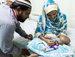Help Shaik Aqmar Uddin Fight Congenital Malabsorption Syndrome