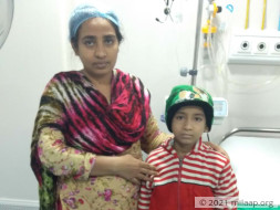 Irfan Shafiq Shaikh needs your help to undergo his treatment
