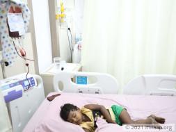 Help Baby Ananya Fight Thalassemia Major
