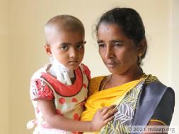 Help Kavya Recover From Neuroblastoma