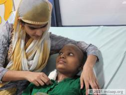 Help Afreen Pawar Fight Refractory Hodgkin Lymphoma