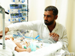 Help Nishant Recover From Dilated Cardiomyopathy