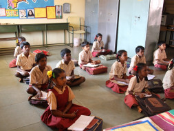 We're fundraising to provide six toilets in a local school in Ungatti village, Hosur, TN