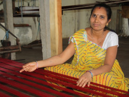 I am running a marathon to empower artisans and traditional crafts of Gujarat