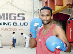 Stand up for boxer Mrunal Bhosale. Fundraising to help him with his boxing expenses!