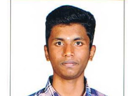 I am fundraising to help Parikrma student Vinod Kumar reach his dream of becoming an Engineer