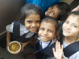 I am dedicated to helping underprivileged Indian girls attend and complete their schooling.