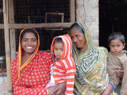 I am running a marathon to empower rural mothers in West Bengal to build microenterprises and uplift themselves