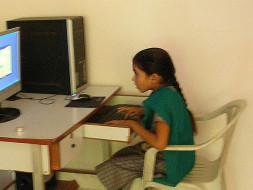 I am fundraising to get computers in the hands of tribal and rural girls!