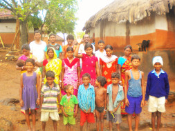 I am fundraising to bring solar lighting to a hamlet in West Bengal