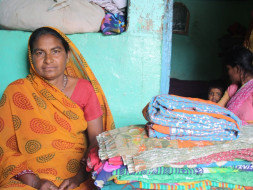 I am fundraising to empower women in Gujarat to start and grow their own businesses