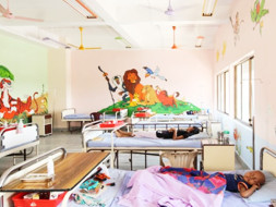 Support Sri Shankara Cancer Research Hospital to build a pediatric center. Every support counts!
