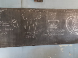 I am fundraising to build a water harvesting plant in a water scarce rural village of South India