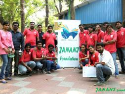 I am fundraising to bangalore Marathon - J Foundation