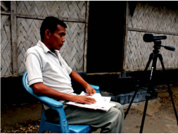 I am fundraising to support Citizen Journalists in Northeast India