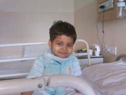 I am raising fund for my Son Yash's bone marrow transplant