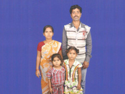 I am fundraising to support Rupavathi's BMT and give her independence from Thalasemmia