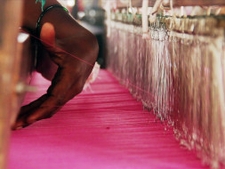 Support the Basak community to increase their fabric output and help them #MakeinIndia