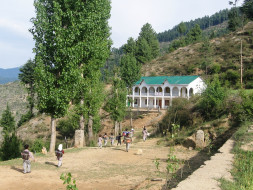 Please contribute money/resources for the children at the Haji Public School in Kashmir - every little support matters!