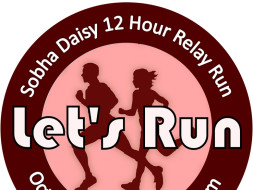 We are fundraising towards Sobha Daisy 12 Hour Relay Run 2015