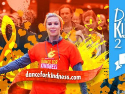 I am fundraising to spread the word of kindness, compassion and unity through Dance for Life Vest Inside
